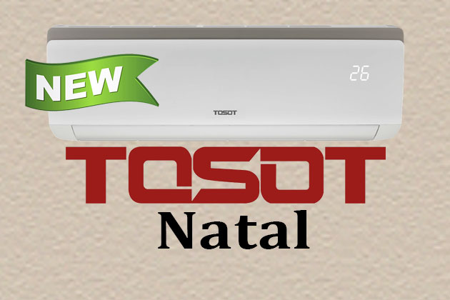 Кондиционер Tosot Natal NEW